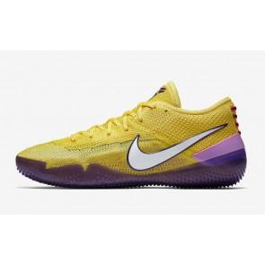 Nike Kobe AD NXT 360 Jaune Strike Blanche Homme AQ1087-700 Rabais
