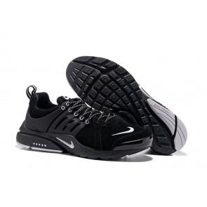 Nike Air Presto Chaussures Noir Blanche Soldes