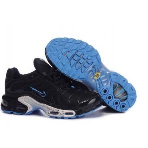 Boutique Chaussures Nike Air Max TN Plus Homme Noir Bleu