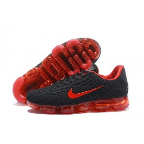 Boutique Nike Air Vapormax KPU TPU Noir Rouge