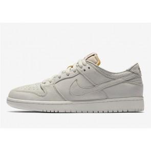 Boutique Nike SB Dunk Low Pro Decon Homme Light Bone Blanche
