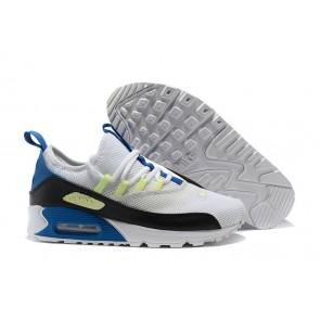Boutique Homme Nike Air Max 90 EZ Blanche Bleu