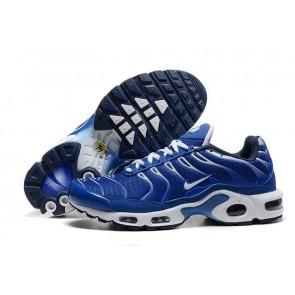 Acheter Chaussures Nike Air Max TN Plus Homme Bleu Blanche