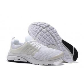 Chaussures Femme Nike Air Presto Blanche Soldes