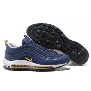Homme Nike Air Max 97 Shockproof Midnight Marine Or Rabais