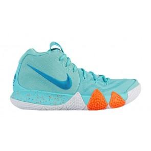 """Homme Nike Kyrie 4 """"Power is Female"""" Light Aqua Neo Turquoise En ligne"""
