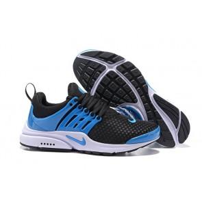 Chaussures Nike Air Presto Essential Soldes, Homme, Noir Bleu
