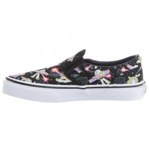 Chaussures Vans Toy Story Slip On Buzz Lightyear Blanche Soldes