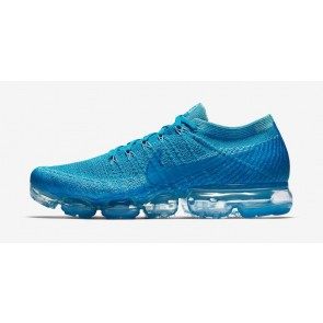 "Nike Air VaporMax Flyknit Homme ""Bleu Orbit"" En ligne"
