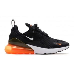 """Boutique Homme Nike Air Max 270 """"Just Do It"""" Noir Orange"""