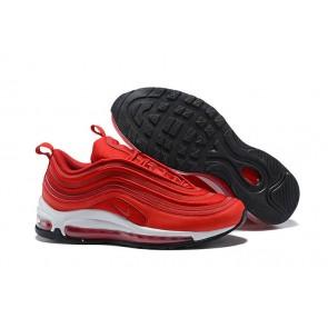 Femme Nike Air Max 97 Ultra Rouge Blac Rabais