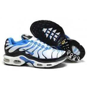 Nike Air Max TN Plus Pas Cher, Chaussures Homme, Noir Bleu