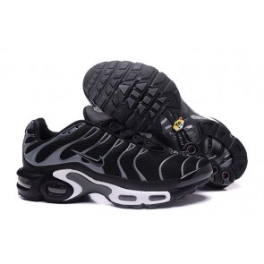 Nike Air Max Plus TN Ultra Homme Noir Grise Rabais