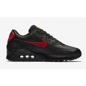 """Acheter Nike Air Max 90 Homme """"Chinese New Year"""" Noir Rouge"""
