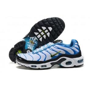 Nike Air Max TN Plus Noir Bleu Soldes, Chaussures Homme Air Max