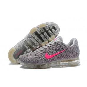 Acheter Nike Air Vapormax KPU TPU Femme Grise Rose