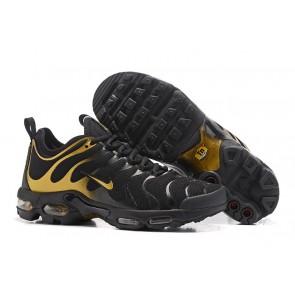 Chaussures Homme Nike Air Max Plus TN Ultra Noir Or