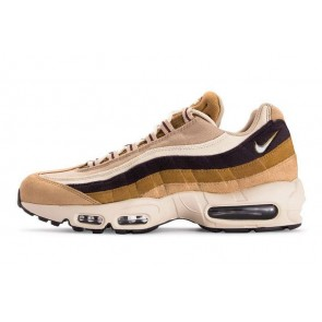 Homme Nike Air max 95 Desert Beige Khaki Marron Pas Cher