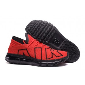 2017 Nike Air Max Flair Rouge Noir Pas Cher, Chaussures Homme