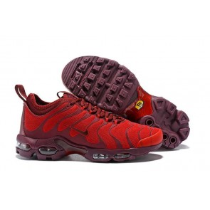 Homme Nike Air Max Plus TN Ultra Rouge Burgundy Soldes