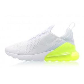 Boutique Nike Air Max 270 Homme Blanche Volt