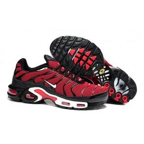 Boutique Chaussures Nike Air Max TN Plus Homme Rouge Noir