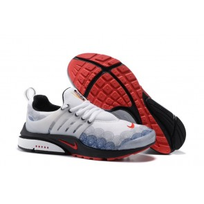 Chaussures Homme Nike Air Presto Rio Olympic Blanche Pas Cher