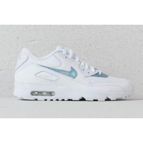 "Nike Air Max 90 Mesh ""Royal Tint"" Blanche Rabais"