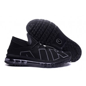 2017 Nike Air Max Flair Noir Grise Soldes, Homme, Chaussures Air Max