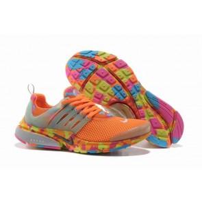 Boutique Chaussures Nike Air Presto Femme Orange Camo