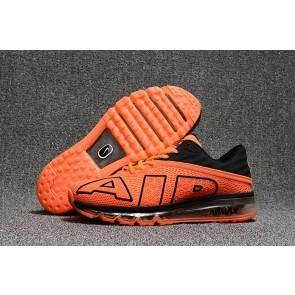 Chaussures Nike Air Max Flair 2017 Orange Noir Pas Cher - Homme
