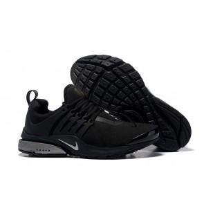 "Acheter Chaussures Homme Nike Air Presto QS ""Fleece Pack"" Noir Argent"