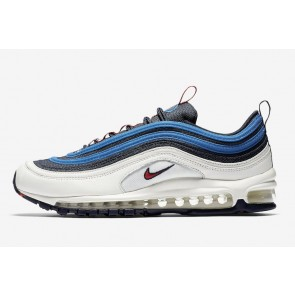 "Boutique Nike Air Max 97 Homme ""Obsidian"" Rouge Bleu"