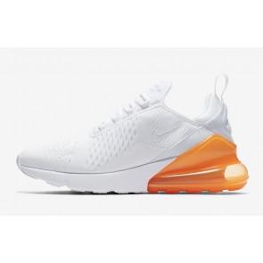 Acheter Nike Air Max 270 Homme Blanche Orange