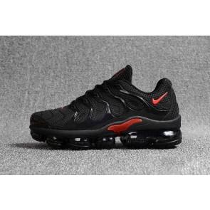 Boutique Nike Air VaporMax Plus KPU TPU Homme Noir Rouge