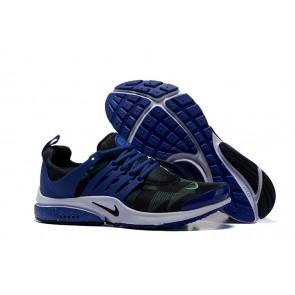 Chaussures Homme Nike Air Presto Noir Bleu Soldes
