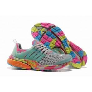 Boutique Chaussures Nike Air Presto Femme Grise Rose Camo