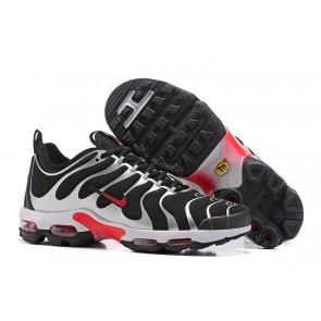 Nike Air Max Plus TN Ultra Chaussures Noir Argent Pas Cher
