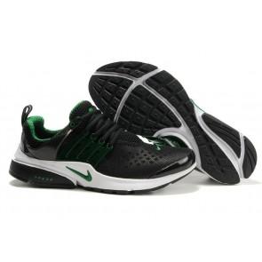 Chaussures Nike Air Presto Homme Pas Cher: Noir Verte